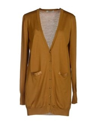 Angelo Marani Cardigans Brown