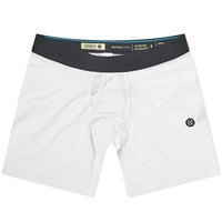 Stance Staple 6 Inch Boxer Brief White