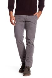 Ganesh Circle Print Slim Fit Pant Gray