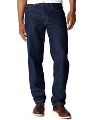 Levi's 550 Relaxed Fit Jeans Rinse