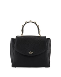 Kate Spade Murray Street Kim Top Handle Bag Black