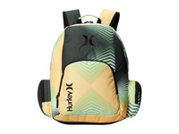 Campus Backpack Neon Green Hurley Backpack Bags Yellow