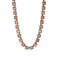 Nak Armstrong Peach Moonstone Necklace Gold