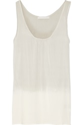 Kain Label Rowe Stretch Jersey Tank Silver
