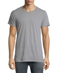 John Elliott Short Sleeve Crewneck Tee Gray