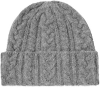 Howlin' Cable Festival Hat Grey