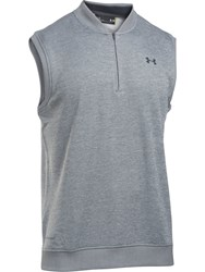 Under Armour Men's Storm Sweater Fleece Vest Grey