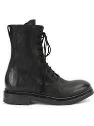 The Last Conspiracy 'Birger American' Boots Black