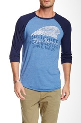 Lucky Brand Indian Stacked Graphic Tee Multi