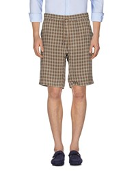 Undercover Bermudas Brown