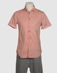 Energie Short Sleeve Shirts Red