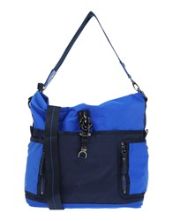 George Gina And Lucy Handbags Bright Blue