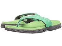 New Balance Jojo Thong Agave Women's Sandals Green