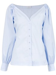 Isolda Peonia Shirt Blue