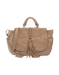 Francesco Biasia Handbags Khaki