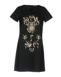 Dv Roma Short Dresses Black
