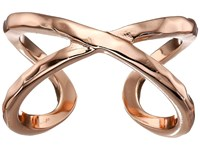Gorjana Elea Adjustable Ring Rose Gold Ring