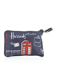 Harrods Sw1 Pocket Shopper Bag Unisex