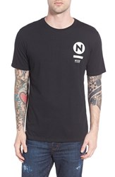 Nike Men's Sb 'Transit' Graphic T Shirt Black