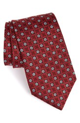 Men's J.Z. Richards Geometric Silk Tie X Long