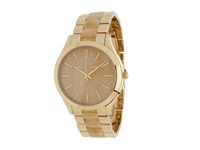 Michael Kors Mk4285 Slim Runway Horn Gold Watches