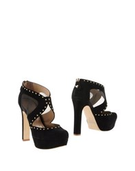 Twin Set Simona Barbieri Footwear Shoe Boots Women Black