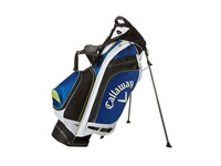 Callaway Hyper Lite 5 Stand Bag Blue White Yellow Athletic Sports Equipment