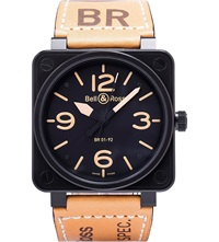 Bell And Ross Br0192 Heritage Watch