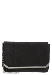 Dorothy Perkins Black Diamond Clutch Black