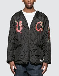 Wacko Maria Quilted Jacket Type 2