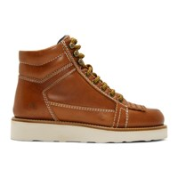J.W.Anderson Jw Anderson Brown Hiking Boots