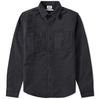 Edwin Cpo Shirt Grey