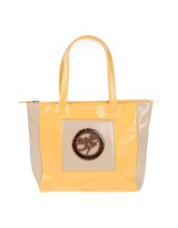 Piero Guidi Handbags Yellow