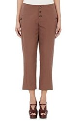 Marni Crop Pants Brown Size 38 It