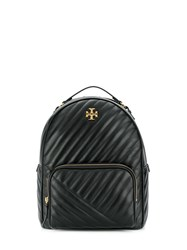 Tory Burch Quilted Backpack Black