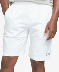 Polo Ralph Lauren Polo Sport Men's 10' All Sport Shorts Pure White