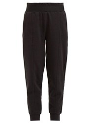 Adidas By Stella Mccartney Essential Performance Track Pants Black