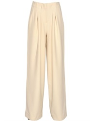 Essentiel Pleated Palazzo Pants