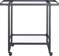 Cb2 Dolce Vita Outdoor Bar Cart
