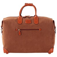 Bric's Life Clipper Small Holdall Renna
