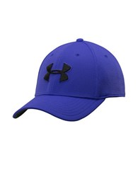 Under Armour Ua Blitzing Ii Stretch Fit Cap Royal Blue