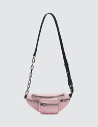 Alexander Wang Attica Soft Mini Fanny Cross Body Bag Pink