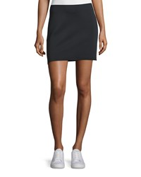 Helmut Lang Scuba Mini Skirt Black Women's Size M