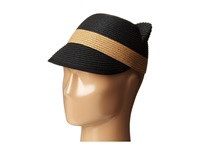 Bcbgmaxazria Kitty Cap Black Caps
