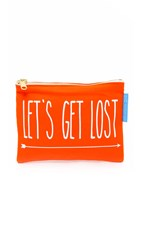 Flight 001 Let's Get Lost Pouch