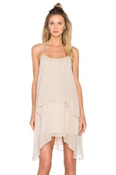 Bcbgeneration Layered Tank Dress Brown