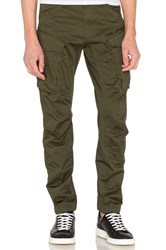 G Star Rovic Zip 3D Tapered Green
