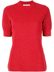 Camilla And Marc Cohen Knit Top Red