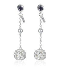 Links Of London Effervescence Bubble Stiletto Earrings Female