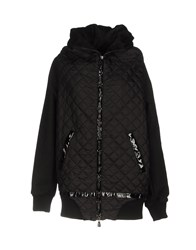 F K Project Jackets Black